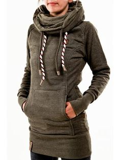 Naketano Damen Kapuzenpullover Sweats Sweatshirt Dress Kleid Black sold by xperience