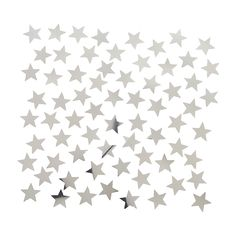 Silver Foil Star-Shaped Confetti - OrientalTrading.com Maybe for sprinkling on the tables? asks kv