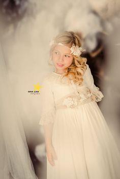 Inma Juan fotografia, fotos de comunión, fotos vintage, fotos originales, fotos de boda .