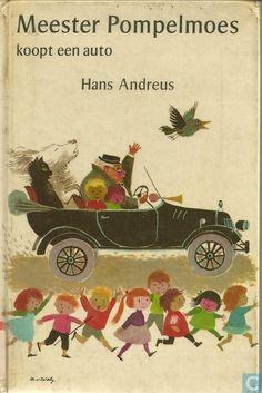Babs van Wely, Meester Pompelmoes koopt een auto (1965)