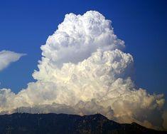 Résultats de recherche d'images pour «image de nuages cumulus»