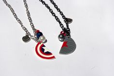I'll be bucky . she'll be cap. best friends till the end of the line I totally need to get this for Helen & I