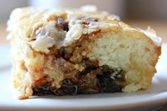 The Quince Tree: Cinnamon Roll Cake
