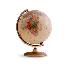 Globo Terrestre Mundial Histórico Geográ... - Submarino.com