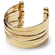abluedayinmadri:    Hive Honey bracelet ❤ liked on Polyvore (see more hive honeys)