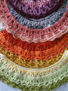 #crochet necklace pattern