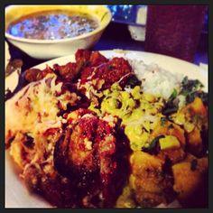 Kalachandji's Restaurant & Palace in Dallas, TX