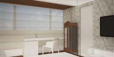 Projeto Desígnio Arquitetos. ALC, apartamento familiar. Suíte casal. Brasília, Brasil. #desígnioarquitetos #arquitetura #design #decoração