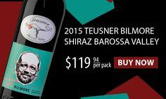 Teusner Bilmore Shiraz #TeusnerWines #TeusnerBilmoreShiraz #RedWine #WineOnline #WineAustralia