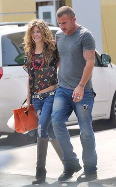 1000+ images about Prison Break on Pinterest   Dominic ... Dominic Purcell And Annalynne Mccord