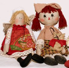 Meu Pequeno Ateliê: Boneca em tecido