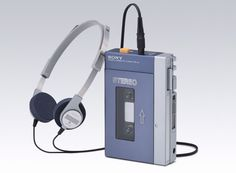 The TPS-L2 Sony Walkman was introduced in early 1980s.