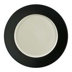 I love this Kita Charger Plate in the matte black.  It will go perfect with my Asian red dishes.