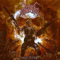 Thrash metal from Finland. Maniac Abductor - Thrash Assault EP (2015) review