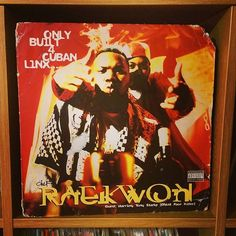 "Being played tonight in DC.... Chef Raekwon Guest starring Tony Stark's [Ghost Face Killer] Only Built 4 Cuban Linx... classic hip hop... Chef and Ghost are beyond proficient with the lyrics and  RZA's production is magic.....a pretty much perfect record... always makes me wonder which MC is the best... the theme tonight is ""Glaciers Of Ice""..... but you have to play ""Knowledge God""  for the violins... and don't forget ""Can It Be So Simple Then""...""Ice Cream"".... just a bunch of good…"