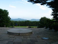 Memorial Hill at Amherst College