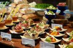 1000 Images About Conference Catering On Pinterest