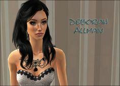 Lowi♥Sims: ★Update★ ts2 sim - Deborah Allman Sims 2, Female