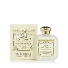 Acqua Di Colonia Mughetto Eau de Cologne Splash for Women by Santa Maria Novella