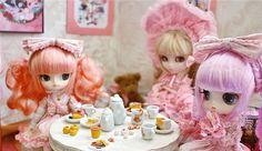 sweet lolita dolls #dal #pullip