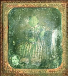 """The Green Children of Banjos. In 1887, two small children were found near the town of Banjos, Spain.  Their language was unknown, and it wasn't Spanish. Their skin had an odd green tint.  The boy soon died, but he girl survived for about 5 years and explained that she came from a place of """"perpetual twilight..."""" This seems to be a retelling of """"The Green Children of Woolpit"""" from the 12th Century. Anyway, it's still a mystery!"""