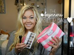 ♥The Beginners Makeup Bag CHECKLIST♥ Everything a girl needs in her makeup bag with multiple products for everyone's budget!