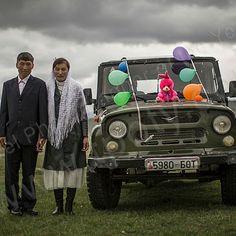Kazakh nomadic wedding. Western Mongolia. © Timothy Allen/TPOTY