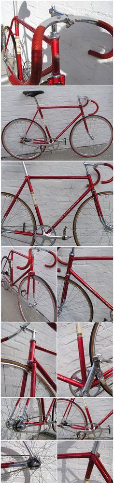 Schwinn Paramount P14 Prototype 1962 Keith Kingbay Track Bike Campagnolo Titan http://www.ebay.com/itm/Schwinn-Paramount-P14-Prototype-1962-Keith-Kingbay-Track-Bike-Campagnolo-Titan-/271374810230?pt=LH_DefaultDomain_0&hash=item3f2f32fc76