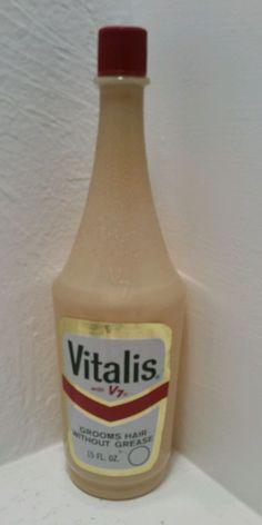 vitalis hair tonic vintage who makes vitalis hair tonic vitalis hair grooming