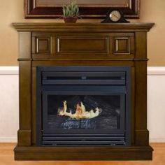 13 Best Vent Free Gas Fireplace Images Fireplace Mantels