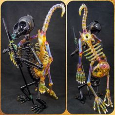 """Buck Glass """"The Hunter"""" Glass Pipes And Bongs, Glass Bongs, Smoking Pieces, Cool Bongs, Cool Pipes, Art Of Glass, Smoke Shops, Smoking Accessories, Water Pipes"""