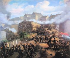 Category:Paintings of battles of the Hungarian war of independence in Hungary History, Battle, Military, War, Painting, Outdoor, Buddha, Outdoors, Painting Art