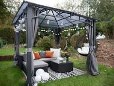 pavillon garten – Google-Suche Outdoor Furniture, Outdoor Decor, Google, Home Decor, Searching, Decoration Home, Room Decor, Home Interior Design, Backyard Furniture