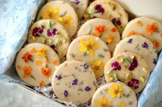Classic Shortbread Assortment - Box of One Dozen – Alma Kitchen Lavender Shortbread, Best Mothers Day Gifts, Nut Allergies, Holiday Gift Tags, Edible Flowers, Orange Blossom, Pistachio, Special Occasion, Treats
