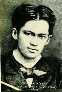 characters that jose rizal portrayed This sequel to noli portrayed the angry, vengeful side of ibarra who disguised himself as the wealthy jeweler named simoun  place that jose rizal do the noli you.