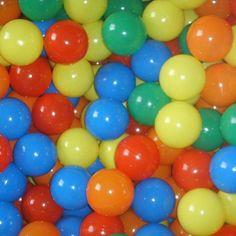 Infantastic PALLINE COLORATE PISCINA GIOCHI PALLINE 1000 PALLINE COLORATE IN PLASTICA: Amazon.it: Giochi e giocattoli