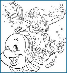 Free Coloring Pages from Disney to holiday to just animals