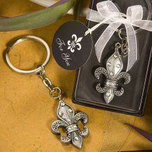 Very inexpensive and cute key chains.  These would make great favors for all of the women on troop committee that keep the wheels turning!