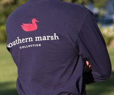 Southern Marsh long sleeve tee...