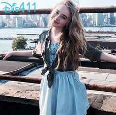 Sabrina Carpenter Instagram | sabrina carpenter june 26 20141 Photos: Girl Meets World Cast Photo ...