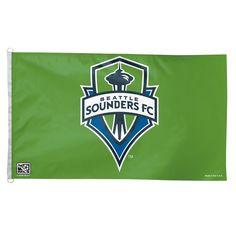 Seattle Sounders Flag - Soccer
