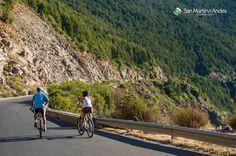 En bici por la ruta de 7 lagos