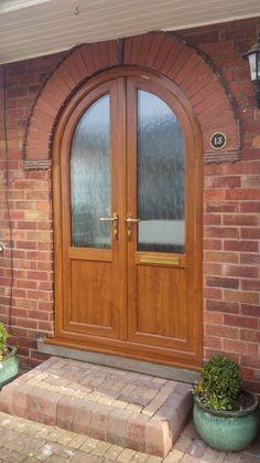 Composite Arch Front Door Wiltshire   ARCHED PVCu Doors   Pinterest   Arch