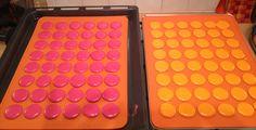 Macarons au Thermomix