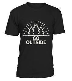 """# Outdoor Forest Nature Go Outside T-Shirt for Life Lovers Tee .  Special Offer, not available in shops      Comes in a variety of styles and colours      Buy yours now before it is too late!      Secured payment via Visa / Mastercard / Amex / PayPal      How to place an order            Choose the model from the drop-down menu      Click on """"Buy it now""""      Choose the size and the quantity      Add your delivery address and bank details      And that's it!      Tags: Get this must have…"""