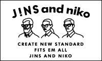 バナー、こういうテイスト好きだ。  niko and