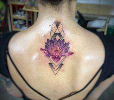 Lotus tatuering: Betydelse, design, historia och foton Lotus Flower, Tattoos, Flowers, Design, History, Lotus, Tatuajes, Tattoo, Japanese Tattoos