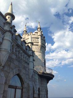 Ласточкино гнездо / Swallow's Nest , город Гаспра, АР Крым