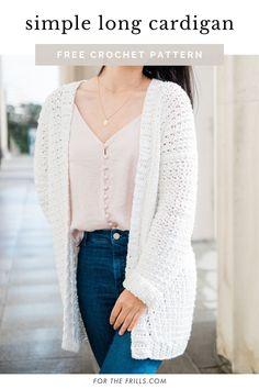 Crochet Summer Dresses, Crochet Girls, Crochet Woman, Crochet Cardigan Pattern, Crochet Shirt, Cotton Crochet Patterns, Crochet Clothes, Clothing Patterns, Simple Crochet