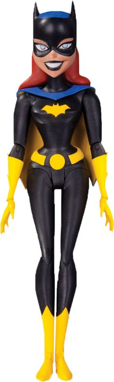 """Batman - Animated Series 7"""" Batgirl Action Figure by DC Collectibles"""